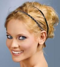 Great updo hair style