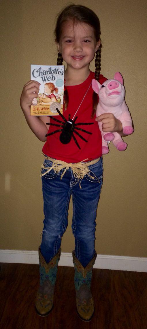 Charlottes web halloween costumes and halloween on pinterest
