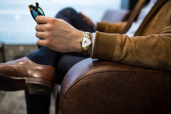 ハミルトン」の時計は確かな技術とお手頃価格。20代男性の普段使いにおすすめ! |