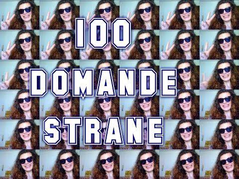 100 DOMANDE CHE NESSUNO OSA FARE Ft. Sally Trench || La Cristina - YouTube