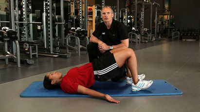 Exercise of the Day! This is your reminder of the effectiveness and importance of the Glute Bridge.