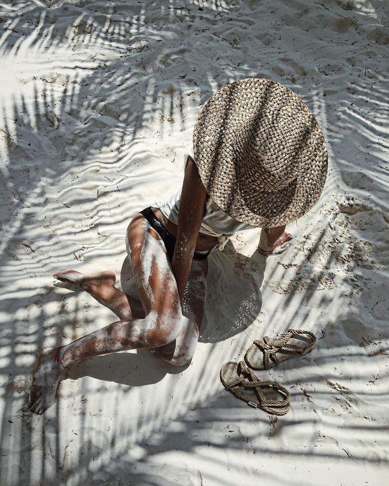 Arena blanca,sol continuo,bellos atardeceres y amaneceres de ensueño..... MÁGICO!!!⚓⛵⚓