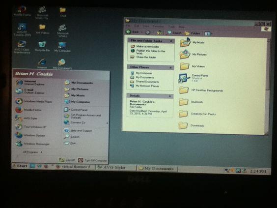 Windows Classic Theme Color Scheme 15