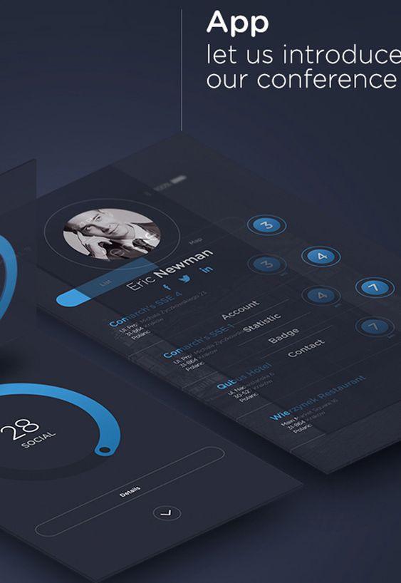Mobile App Design Inspiration – CUG