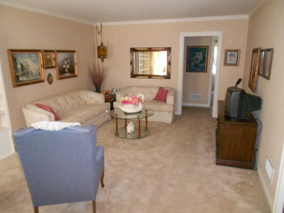 Living room area. 12262 Lesley St., Garden Grove, CA 92840