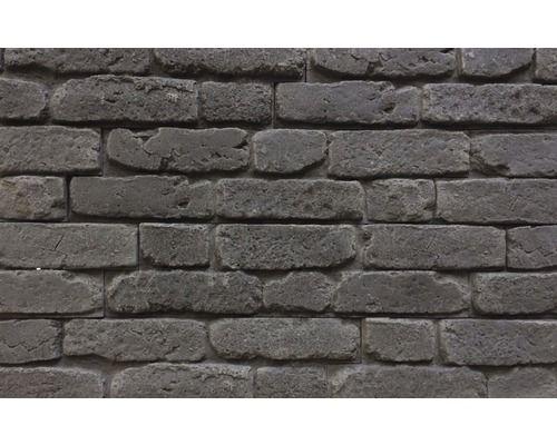 Verblender Old brick anthrazit 57x14 cm bei HORNBACH kaufen