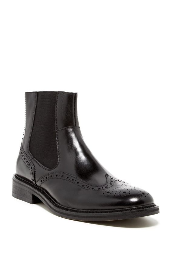 Brody Wingtip Chelsea Boot  by Joe's Jeans on @nordstrom_rack