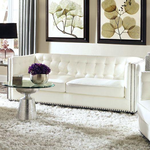 Trang trí sofa da tphcm phòng  khách cho cặp vợ chồng trẻ