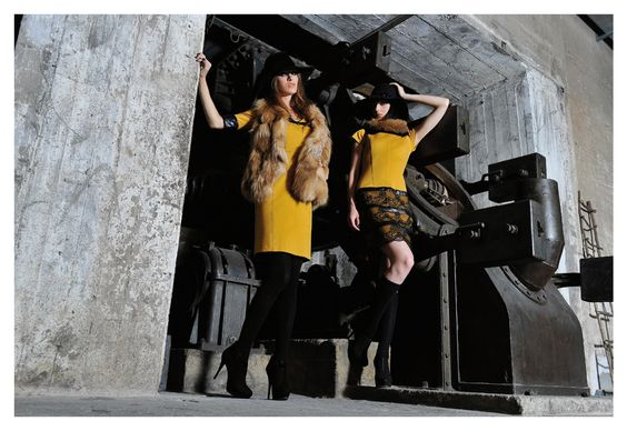www.tenaxwomancollection.com / Fall/Winter 2011/2012
