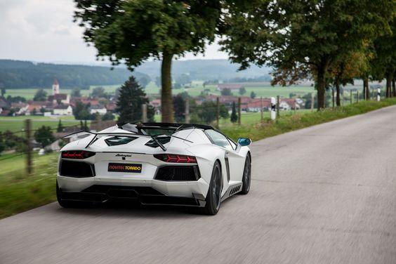 Novitec Torado's Lamborghini Aventador Tune