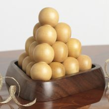 Wooden Pyramid Puzzle #FairTuesday #fairtrade Gifts for #puzzle lovers
