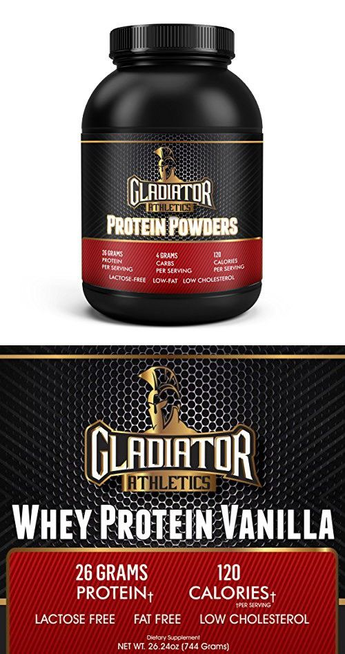 Gladiator Athletics Advanced Whey Protein Isolate Fortified With Prohydrolase Whey Whey Protein Whey Protein Isolate
