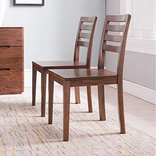 Xue Dining Chair All Solid Wood Pure Oak Chair Backrest Lounge Chair Modern Minimalist Desk Cha Comfortable Dining Chairs Modern Lounge Chairs Minimalist Desk