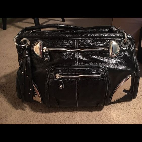 Baby Phat Bags - Baby Phat Leather Bag