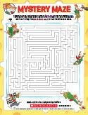 SCholastic Activities to print for AUthor of the Month