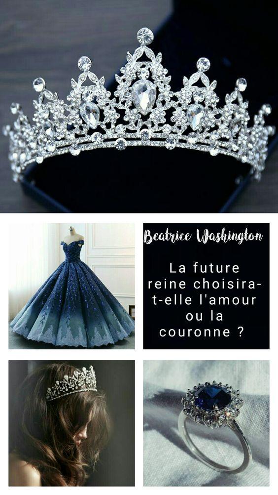 Béatrice Wahsington, Amercian Royals