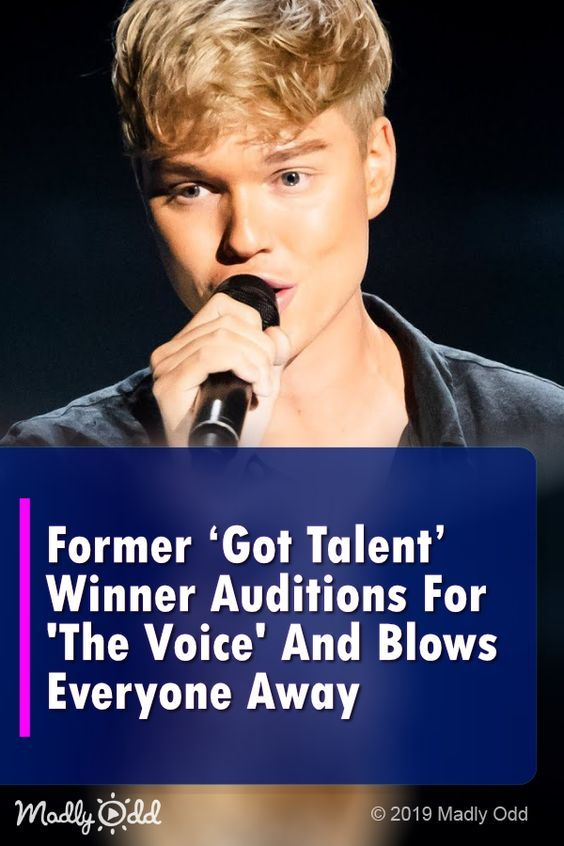 Former Got Talent Winner Auditions For The Voice And Blows
