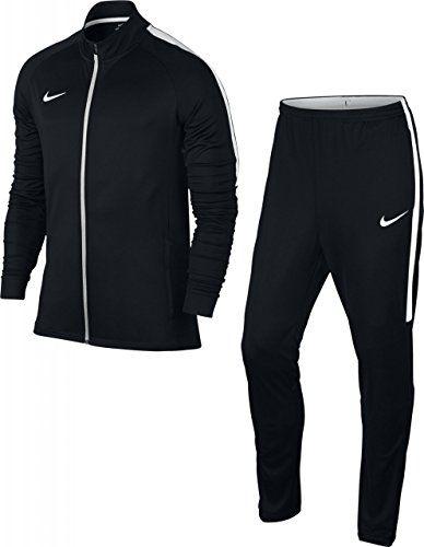 declarar veredicto Escoger  Nike Dry Training Academy Men's Tracksuit (XL, Black/Whit... https://www. amazon.com/dp/B006PK2NJK/ref=cm_sw_r… | Track suit men, Nike clothes mens,  Tracksuit jacket