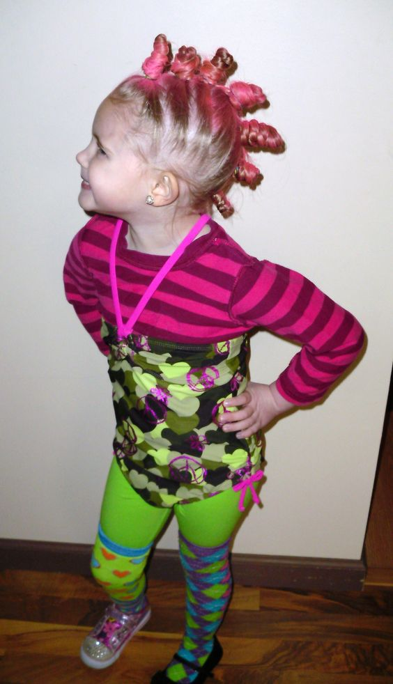 Wacky Wednesday for school . | Wacky Hair Day | Pinterest ...