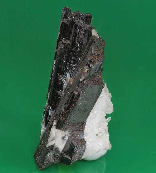 hübnérite | Géologie page