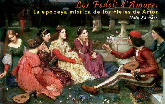 El Alma del Arte: Los Fedeli d'Amore, una hermandad secreta de poeta...: