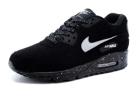 Nike Air Max Bleu Et Noir Femme