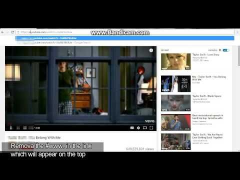 How to download youtube videos directly without any addtional how to download youtube videos directly without any addtional application ccuart Choice Image