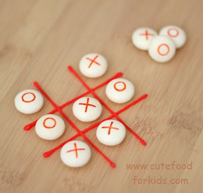 Cute Food For Kids: Playable Edible Game