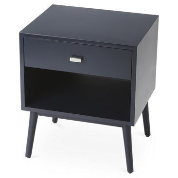 Check out this item at One Kings Lane! Jenni Nightstand, Navy