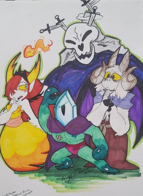 The Magical High Commission Svtfoe Fanart Fan Art Star Vs The Forces Of Evil Anime
