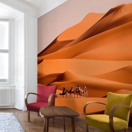 #Vliestapete - Namib Desert - Fototapete Quadrat #naturpur #nature #Tapete #Sonne #Landschaft #freedom #Natur #Abenteuer #Wüste