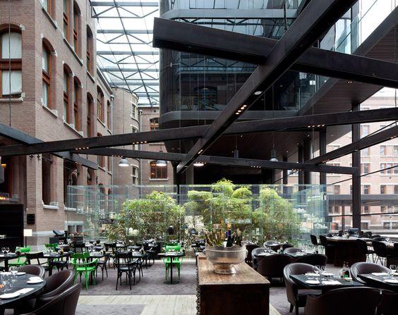 piero lissoni: conservatorium hotel, amsterdam