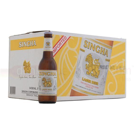 Bia Singha chai 330ml