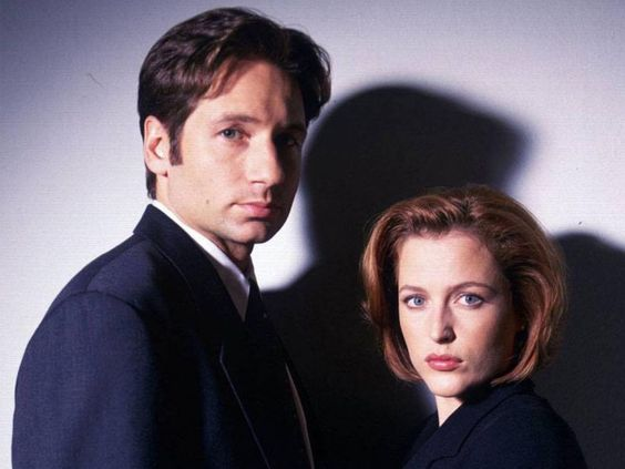 The X Files - Site de lebazarchocolatchaud !