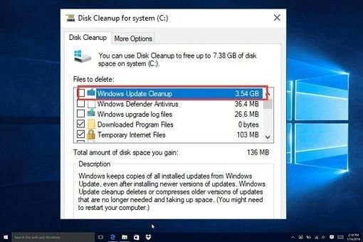 Top 7 Fixes To Disk Cleanup Stuck On Windows Update Cleanup Best