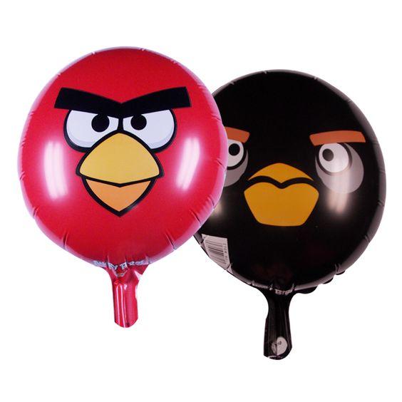 Balão Angry Birds