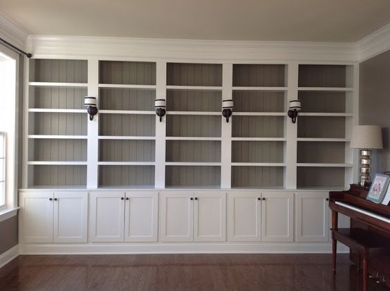 White Is White White Trim Paint And Libraries On Pinterest