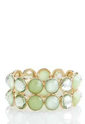 Cato Fashions Double Row Bracelet #CatoFashions