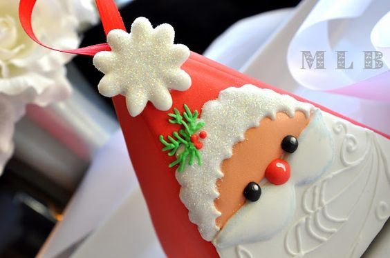 My little bakery :): ...................Christmas cookie card project...............