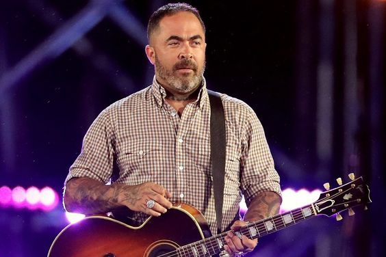 Aaron Lewis in Texas