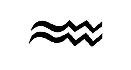 Aquarius Tattoo Aquarius Tattoo Aquarious Tattoo Zodiac Sign Tattoos