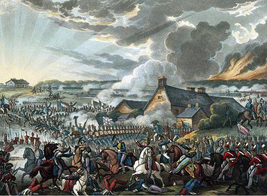 Bataille de Waterloo. 18 juin 1815 : bataille de Waterloo. Histoire de France. Patrimoine. Magazine