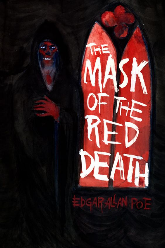 Edgar allan poes the masque of the red death essay