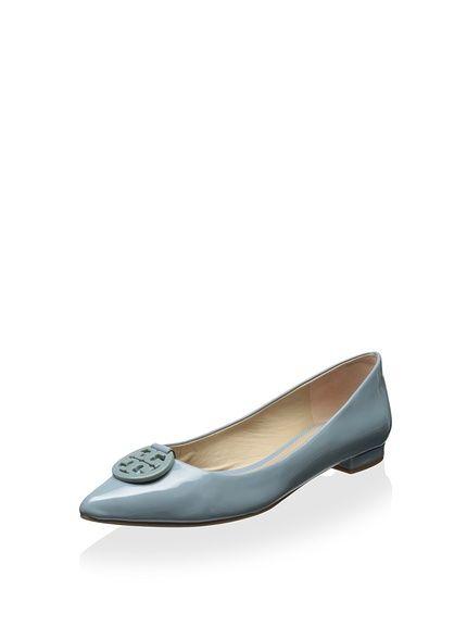 Tory Burch Women's Pointy-Toe Logo Flat, http://www.myhabit.com/redirect/ref=qd_sw_dp_pi_li?url=http%3A%2F%2Fwww.myhabit.com%2Fdp%2FB00Y2QD5L4%3F