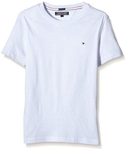 http://minis.merkat.site/producto/tommy-hilfiger-original-cn-tee-ss-camiseta-ninas-blanco-blanco-classic-white-4-anos/Tommy Hilfiger Original Cn Tee S/S-camiseta Niñas    Blanco Blanco (Classic White) 4 años