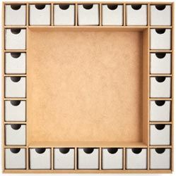 I want to make my own advent calendar!