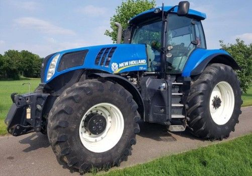 New Holland T8 275 Tractor Service Repair Manual New Holland Agriculture New Holland Tractors