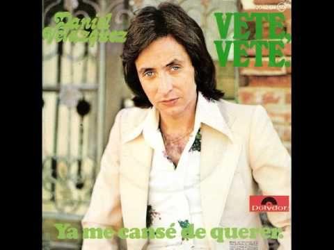 DANIEL  VELAZQUEZ(--YA ME CANSE DE QUERER)