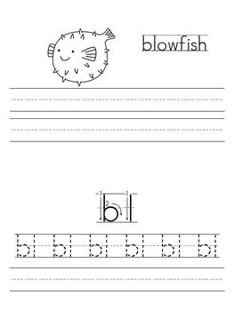 This structure is great for students in RTI who need more predictability to be independent with writing. The packet includes booklet for each of the following blends: bl, cl, fl, gl, pl, sl