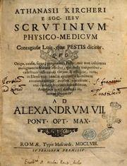 Athanasij Kircheri e Soc. Iesu Scrutinium physico-medicum contagiosae luis, quae pestis dicitu - Búsqueda de Google